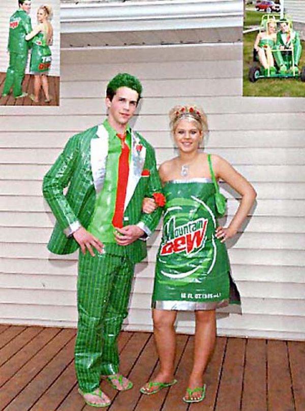 Dew Prom Dress
