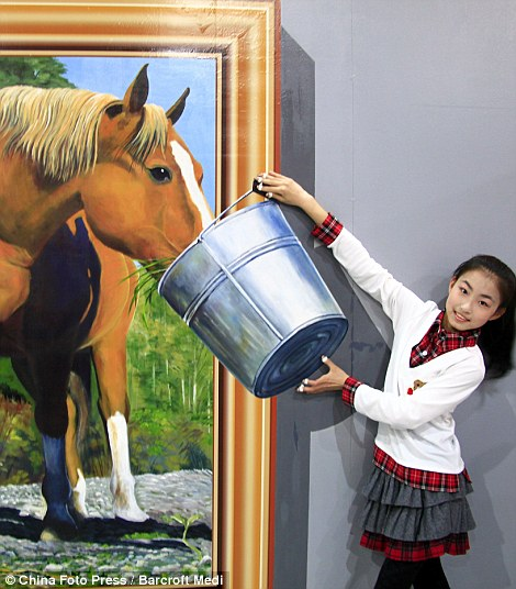Hilariously Realistic Paintings