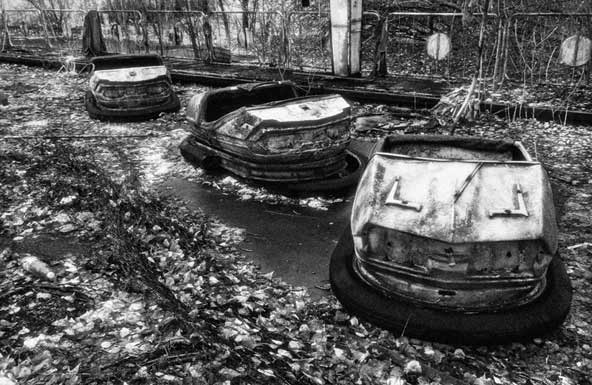 Prypiat, Chernobyl, Ukraine
