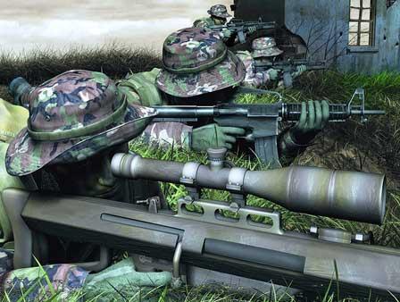 U.S. Navy SEALs deadliest forces