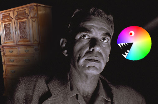 Billy Bob Thornton is the king of phobias. He too has aviophobia, coupled with chromophobia (fear of bright colors) and a fear of antique furniture.