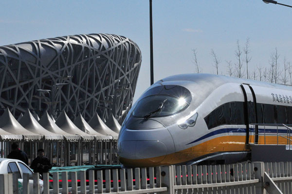 Fastest Train in China