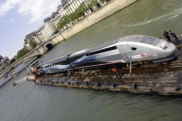 Fastest Train in France