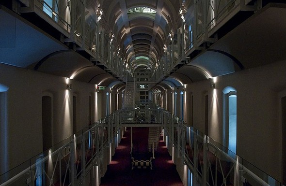 9 Bizarre Prison Hotels of the World