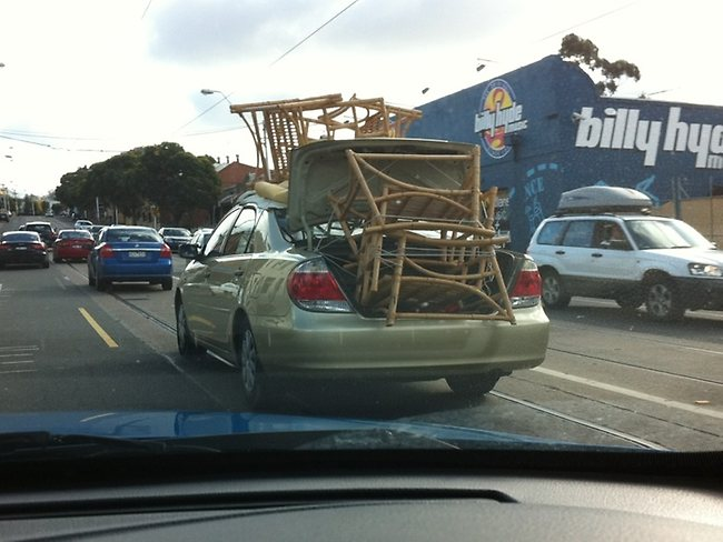 Motorists Doing Crazy Things on the Road-01