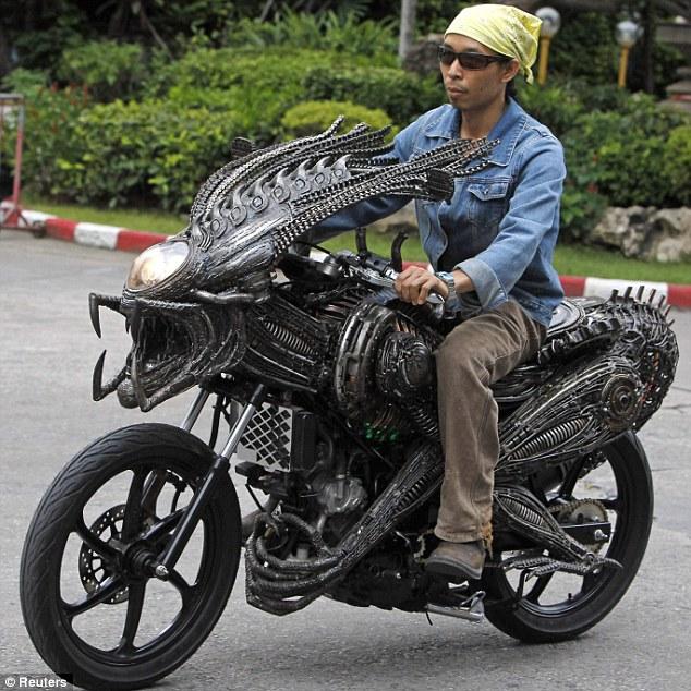 Sci-Fi Bike-01