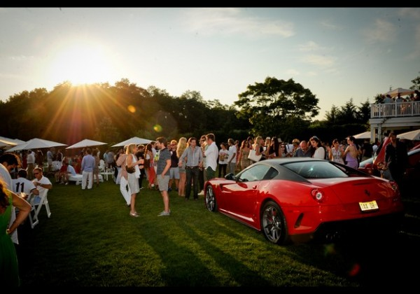 Ferrari Rally And Polo Match