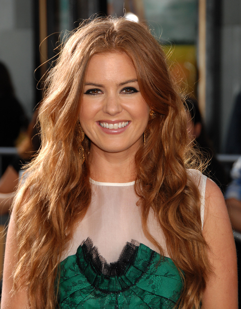 10 Prettiest Redhead Celebrities