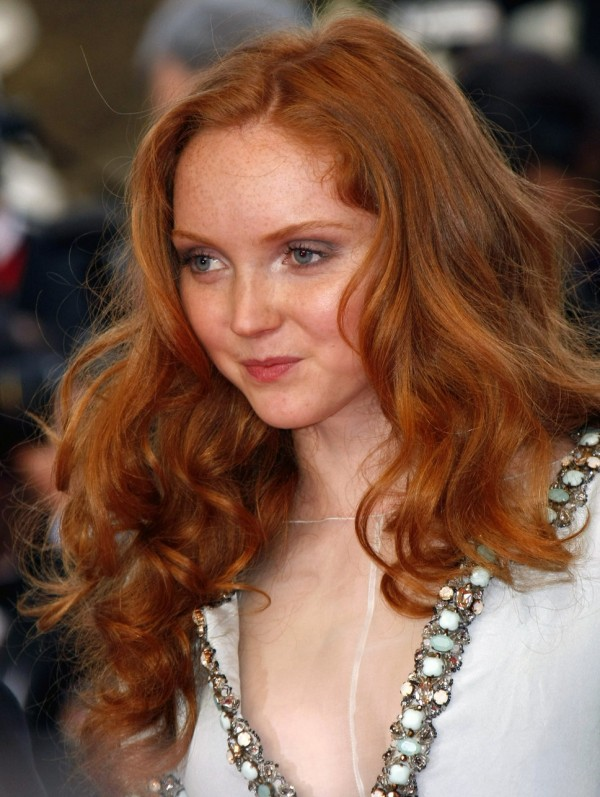 Lily Cole Redhead