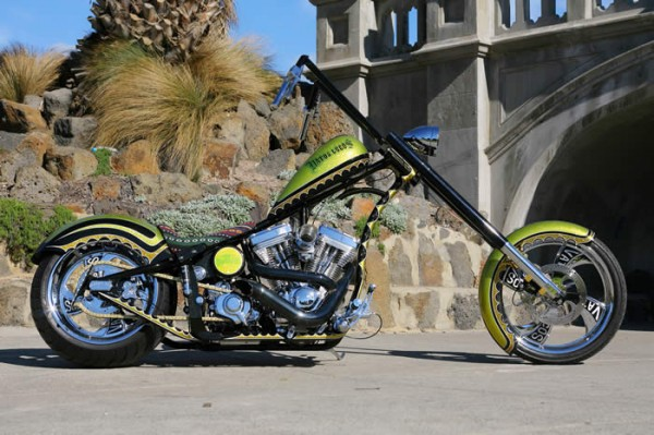 Crazy Chopper Designs