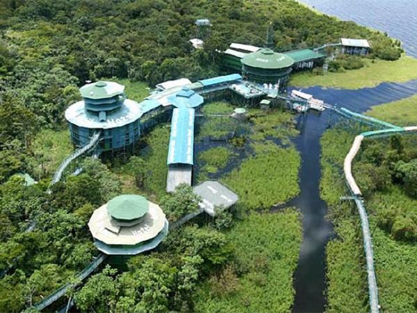 Ariau Amazon Towers Hotel εξαιρετικό ξενοδοχείο του κόσμου δημοσιεύτηκε από Nadeem
