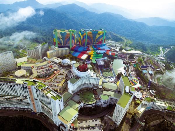 Genting Highlands, Μαλαισία το θαυμάσιο ξενοδοχείο του κόσμου δημοσιεύτηκε από Nadeem
