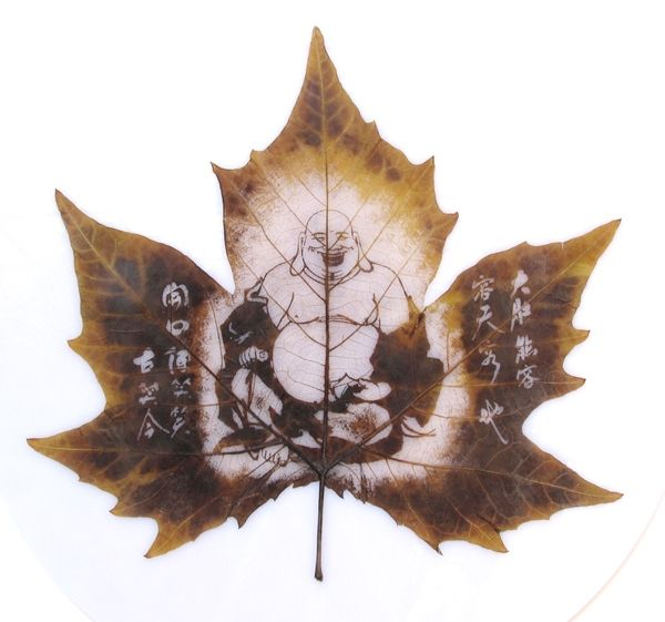 Leaf Carving Artwork beautiful 19