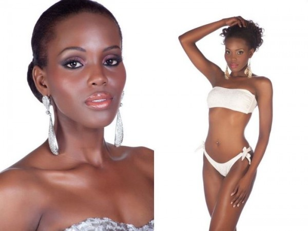 Miss Aruba 2011, Gillain Berry