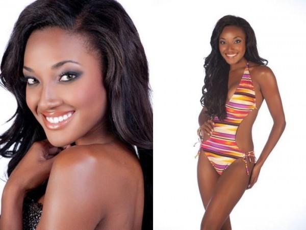 Miss Bahamas 2011, Anastagia Pierre