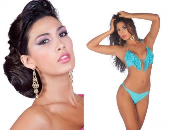 Miss Bolivia 2011, Olivia Pinheiro