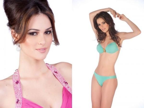 Miss Brazil 2011, Priscila Machado