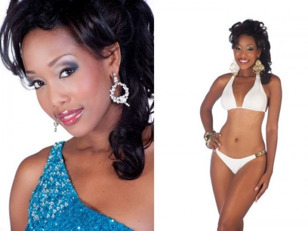 Miss British Virgin Islands 2011, Sheroma Hodge
