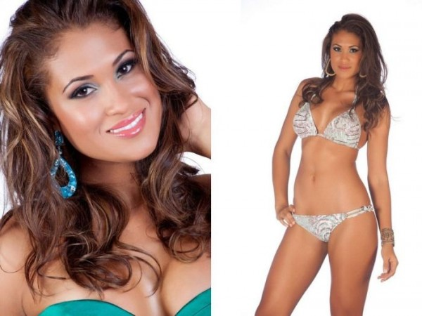 Miss Cayman Islands 2011, Cristin Alexander