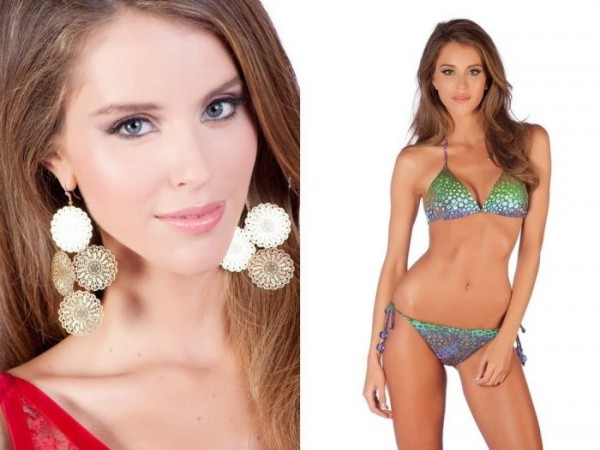 Miss Chile 2011, Vanessa Ceruti