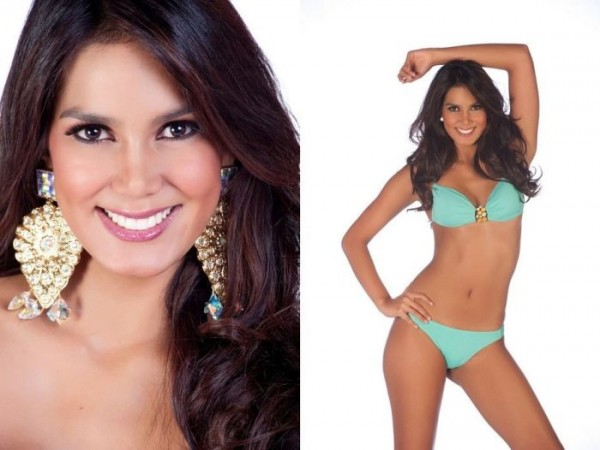 Miss Colombia 2011, Catalina Robayo