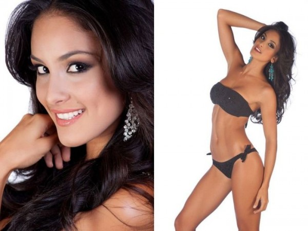 Miss Costa Rica 2011, Johanna Solano
