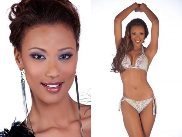 Miss Curacao 2011, Eva Van Putten