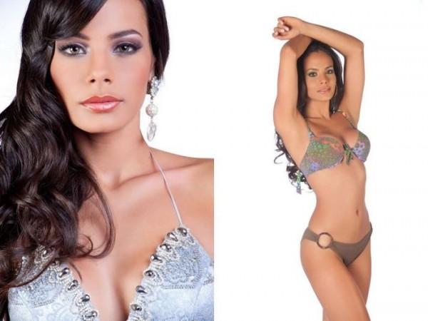 Miss Dominican Republic 2011, Dalia Caritina Fernandez