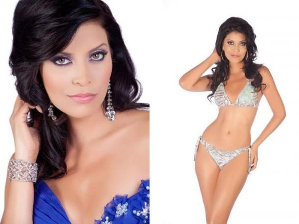 Miss El Salvador 2011, Mayra Aldana