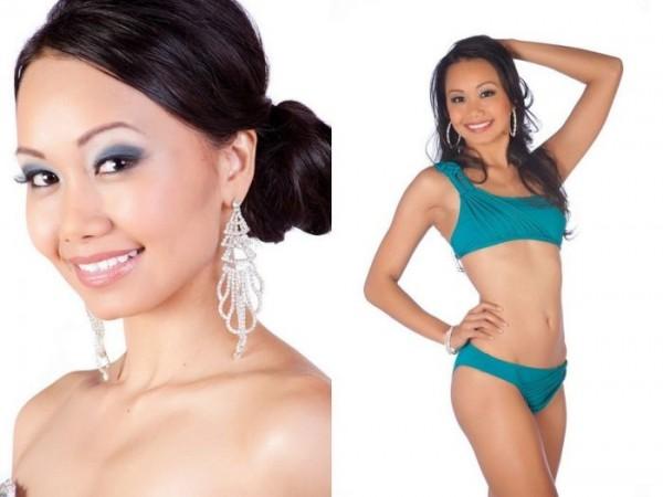 Miss Guam 2011, Shayna Jo Afaisen