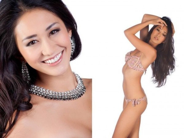 Miss Japan 2011, Maria Kamiyama