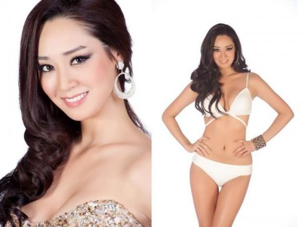 Miss Korea 2011, Sora Chong