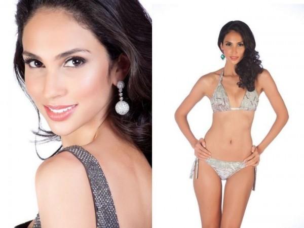 Miss Malaysia 2011, Deborah Henry