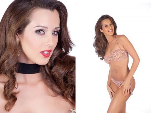 Miss Nicaragua 2011, Adriana Dom