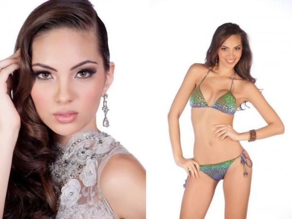 Miss Peru 2011, Natalie Vertiz