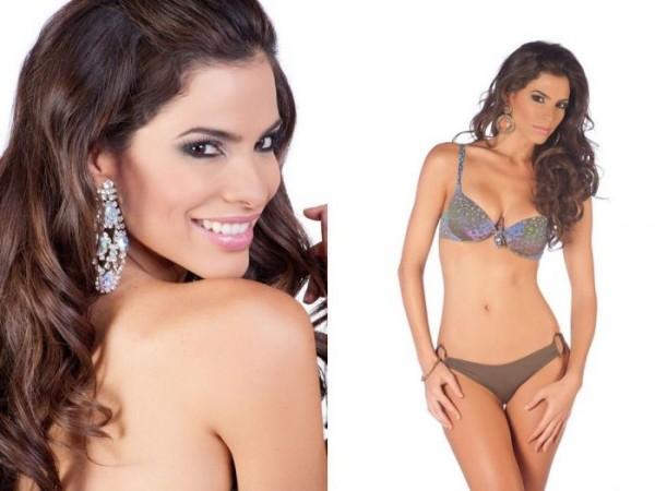 Miss Puerto Rico 2011, Viviana Ortiz