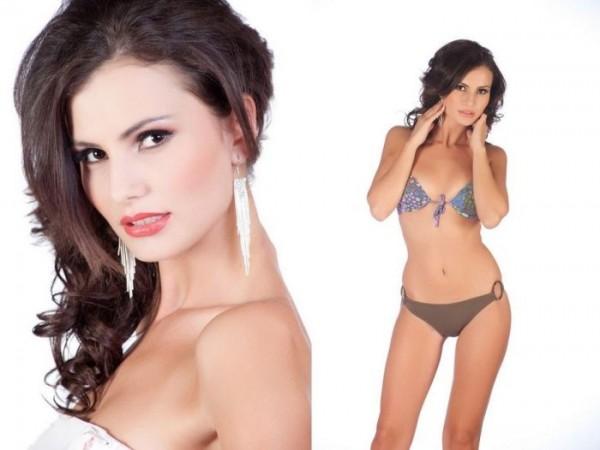 Miss Romania 2011, Larisa Popa