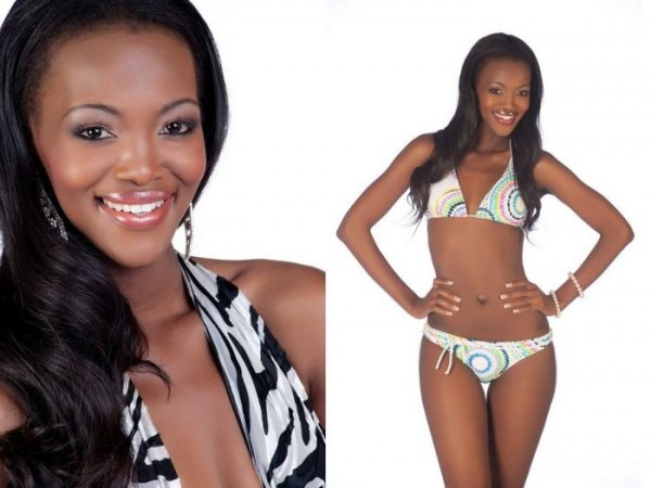 Miss South Africa 2011, Bokang Montjane