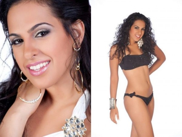 Miss Sri Lanka 2011, Stephanie Siriwardhana