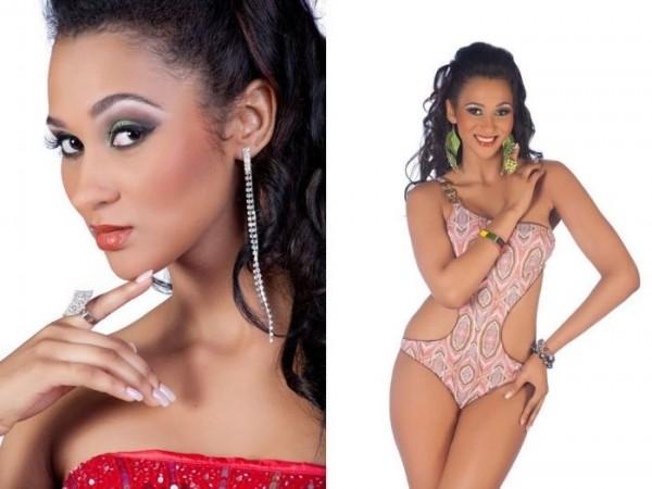 Miss Tanzania 2011, Nelly Kamwelu