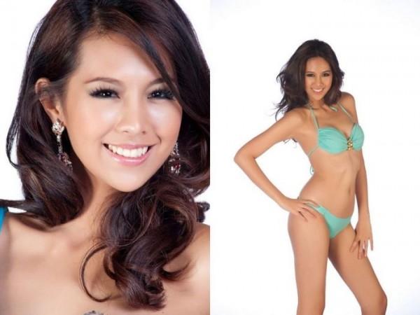 Miss Thailand 2011, Chanyasorn Sakorchan