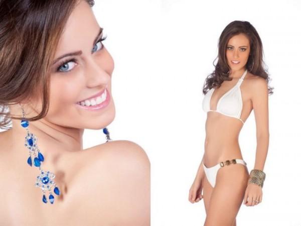 Miss Uruguay 2011, Fernanda Semino