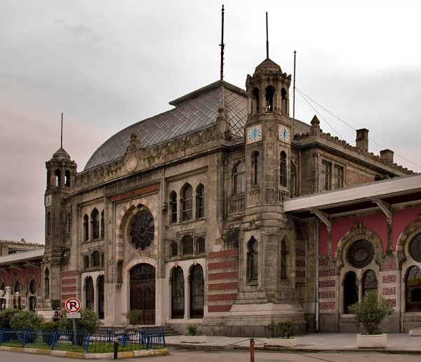 Sirkeci Station, Istanbul
