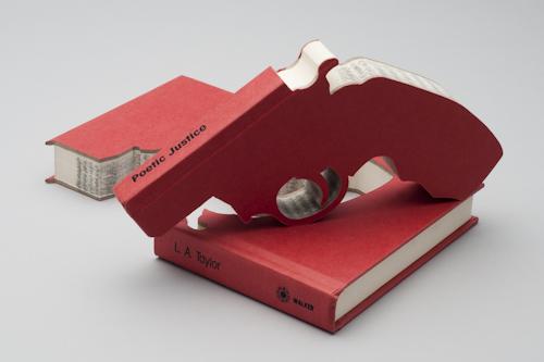 Beautiful Red Book Guns