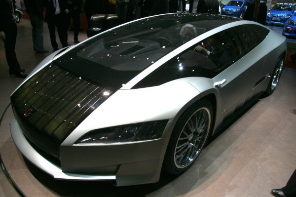 The Italdesign Giugiaro Quaranta
