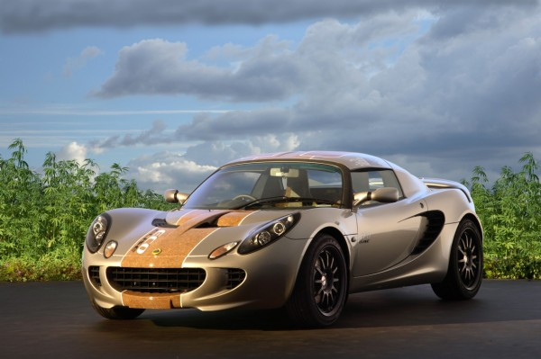 The Lotus Eco Elise