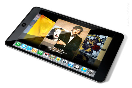 6. iPad 3 Concept Design By Unknown Designer