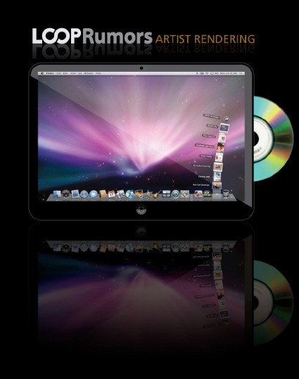 7.iPad 3 Concept Design With Built-In CD Rom