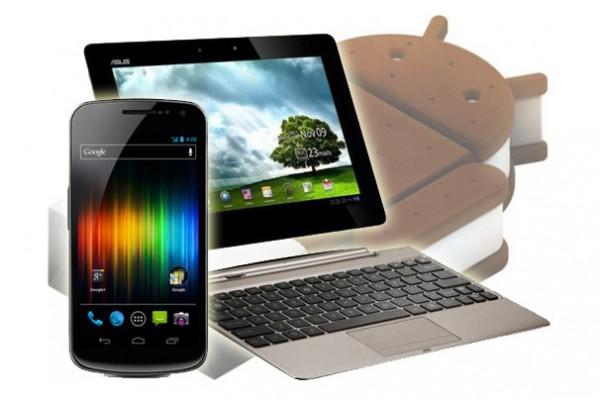 افضل المنتجات التقنية المتوقعة في سنة 2012 مع الصور Android-4.0-Phones-6