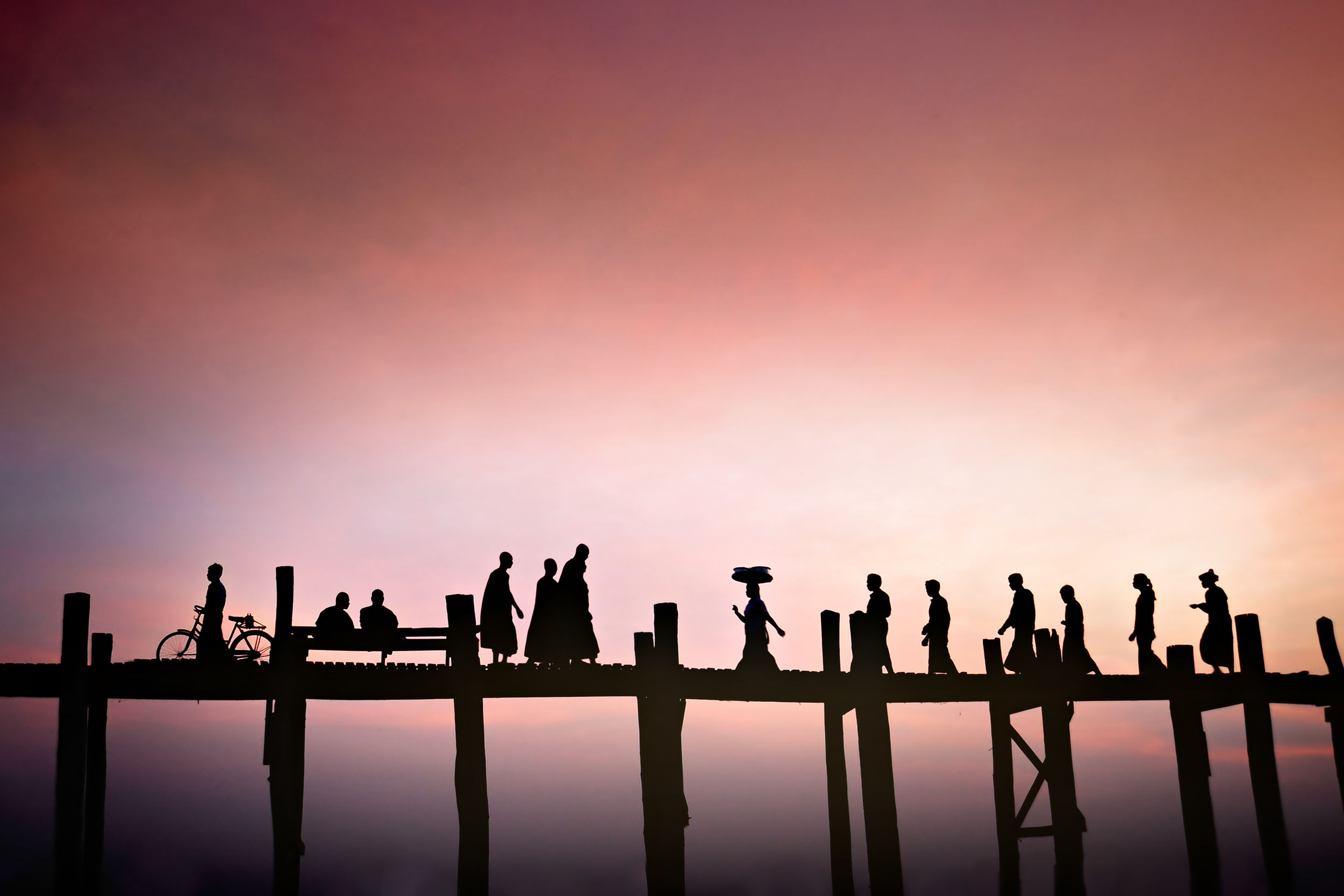 Beautiful Expressions of evening photography
